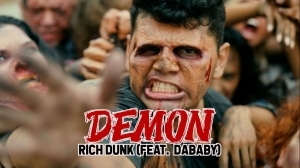 Rich Dunk ft. DaBaby - DEMON (Video)
