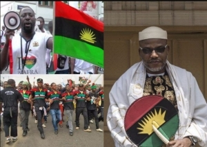 """""""SIT AT HOME"""": You Can't Stop Our Order – IPOB Fires Back At Southeast Govs"""