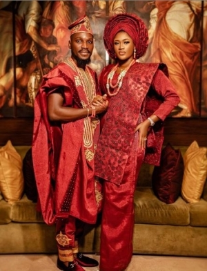 Singer, Timi Dakolo Surprises Tobi Bakre And Partner With Awesome Gifts (Video)