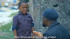 Officer Woos – Gala And Caprisun Starr. Sunday Jatto (Comedy Video)