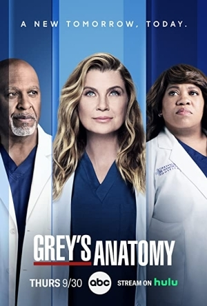 Greys Anatomy Season 18