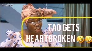 Taaooma – Heartbreak In An African Home  (Comedy Video)