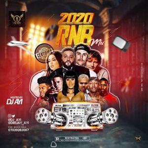 DJ Ayi – 2020 RNB Mix (Latest RNB songs)