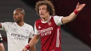 Departing Arsenal defender David Luiz reveals coaching plans - but not yet