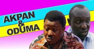 Biography & Career Of Akpan And Oduma