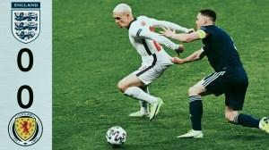 England vs Scotland 0 − 0 (EURO 2020 Goals & Highlights)