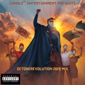 DJ Candle – OctoberRevolution 2020 Mix