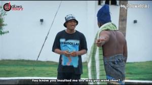 Oluwadolarz – Ouwadolarz vs Apinnioosa  (Comedy Video)