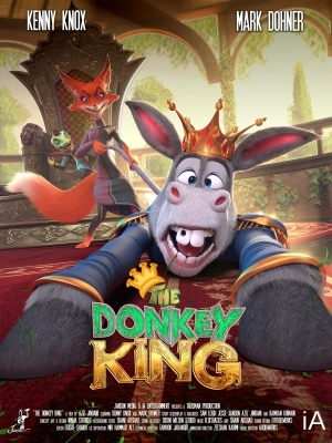 The Donkey King (2020) (Animation)