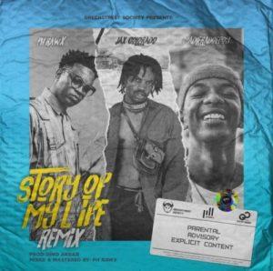 Jax Colorado - Story of My Life ft. Ph Raw X & Maglera Doe Boy