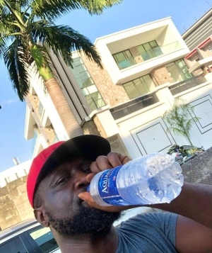 """""""Xmas Came Early"""" - Jude Okoye Shows Off His Expensive New Mansion (Video)"""