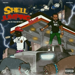 Young Crazy Ft. Icewear Vezzo – Shell Jumping