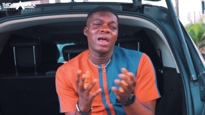 TheCuteAbiola Experience With Sars (Video)