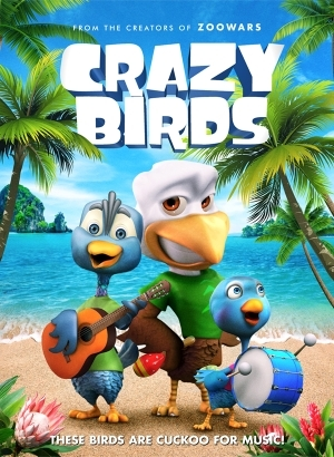 Crazy Birds (2019) (Animation) (Movie)