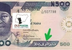See What the Arabic Inscription on the Naira Notes Means.