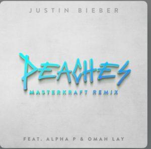 Justin Bieber – Peaches (Remix) ft. Omah Lay & Alpha P
