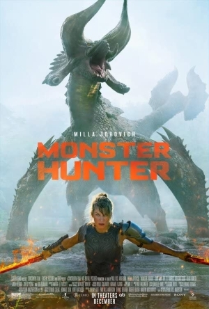Monster Hunter (2020) HDCam
