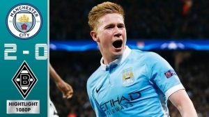 Manchester City vs Borussia Monchengladbach 2 - 0 (UCL Goals & Highlights 2021)