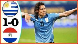Uruguay vs Paraguay 1 − 0 (Copa America 2020 Goals & Highlights)