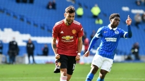 Brighton & Hove Albion 2 Vs 3 Manchester United (Premier League) Highlights