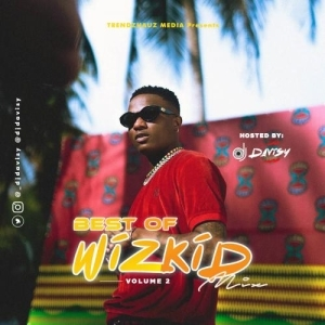 DJ Davisy – Best Of Wizkid Mixtape (Vol. 2)