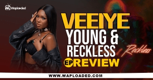 """EP REVIEW: Veeiye - """"Young & Reckless"""""""