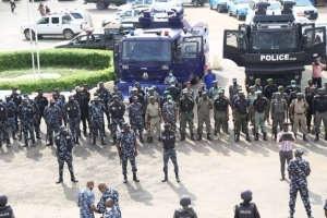 Police Remain At Lekki Toll Gate As Brutality Persists Nationwide