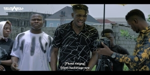 TheCute Abiola - Mad Man Role  Starr. Sammie BBNaija (Comedy Video)