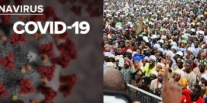 Nigerians storm Twitter to react after 5 new cases of coronavirus was confirmed in less than 24hrs