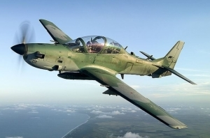 Final Batch Of Super Tucano Fighters Arrive Nigeria From US