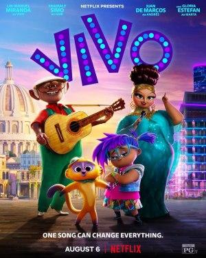 Vivo (2021) (Animation)
