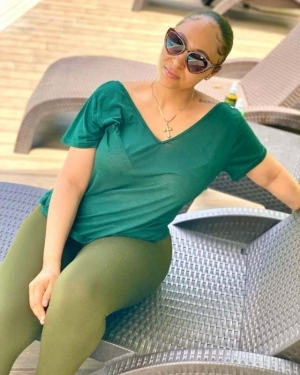 """""""Best 3 Months Of My Life"""" – Rosy Meurer Celebrates Son As He Clocks Three Months Old (Video)"""
