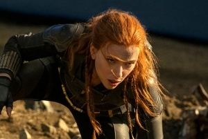 Action-Packed Black Widow Clip Unveiled at MTV Awards