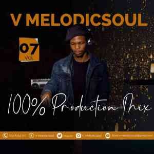 V Melodicsoul – 100% Production Mix Vol. 7
