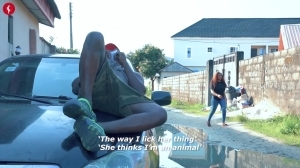 Broda Shaggi Refuses To Give Her Urgent 2K (Comedy Video)