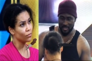 #BBNaija 2021: Tega Reveals What She Saw Maria And Pere Doing Together In The Bathroom After Saturday Night Party