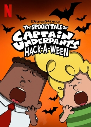 The Spooky Tale of Captain Underpants Hack-a-Ween (2019) (Animation)