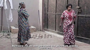 Iyawo Lucifer Ati Mama Oko (Wicked Housewife And Mother In-Law) (2020) (Yoruba Movie)