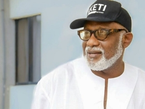 Akeredolu challenges deputy to prove electoral value at poll