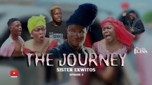 Zicaloma - The Judgmental: Adah Jesus Meets Sister Ekwitos in a Clash [Episode 2] (Comedy Video)