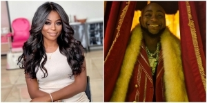 """""""You Are A Great Mother"""" – Davido Hails Sophia Momodu On Their Daughter's Birthday (Video)"""