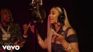 Queen Naija - Lie To Me Ft. Lil Durk (Video)
