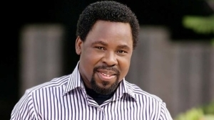 Prophet T.B. Joshua Dies Shortly After Concluding A Church Program