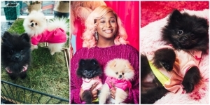 People Are Sending My Dogs Their Account Numbers — DJ Cuppy