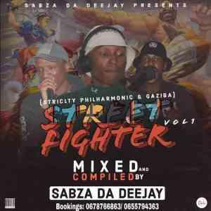 Sabza Da Deejay – Street Fighter Volume 001 (Strictly Philharmonic & Gaziba)
