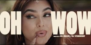 Wiz Khalifa, Deji and Feezy - Oh Wow (Video)