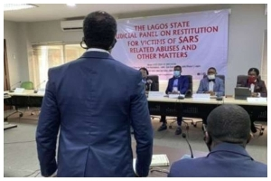 Lagos #EndSars Panel Sitting Suspended Indefinitely, Read Why