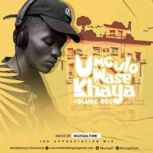 Muziqal Tone – UmculoWaseKhaya #005 (10K Appriciation Mix)