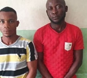 Young Kidnappers Captured By SARS In Imo State (Photo)