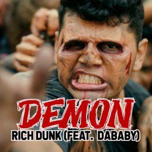 Rich Dunk Ft. DaBaby – DEMON (Instrumental)